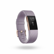 Cпортивный браслет Fitbit Charge 2 Heart Rate, Limited Edition, Rose Gold (Small)