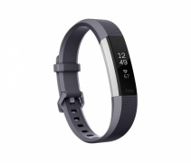 Фитнес-браслет Fitbit Alta HR Blue Gray Large