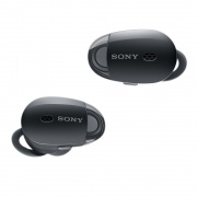 Наушники Sony Wareless Noise Cancelling Stereo Headset Black (WF-1000X)