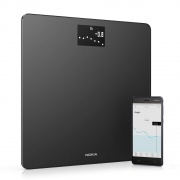 Весы Withings (Nokia) Body Weight&BMI Wi-Fi Scale (Black)