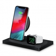 Зарядная станция Belkin BOOST UP Special Edition Wireless Charging Dock Black для iPhone+Apple Watch