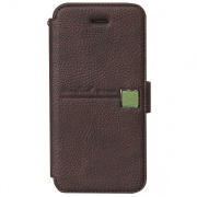 Чехол Masstige Color Point Diary Case Black Chocolate для iPhone 5 от Zenus