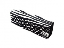 Портативные колонки O!music Powow Black/White для iPad 2/The New iPad/ iPad 4 от Ozaki (OM955-1 BK/WH)