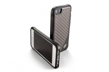 Чехол ION 5-Black w/Matte Carbon Back для iPhone 5 от Element Case (API5-1210-KF00)
