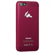 Чехол O!coat Fruit Cherry для iPhone 5 от Ozaki (OC537CH)