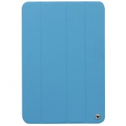 Чехол Smart Folio Cover Case Sky Blue для iPad mini от Zenus