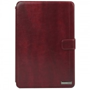����� Masstige Neo Classic Diary Case Wine Red ��� iPad mini �� Zenus