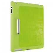 Чехол iCoat Slim-Y+ Green Mechanism для iPad 2/The New iPad/iPad 4 от Ozaki (IC502GN)