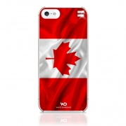 Чехол Flag Canada для iPhone 5 от White Diamonds (1210FLA08)