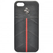 Чехол Ferrari Hard Case California Black для iPhone 5 от CG Mobile (FECFIP5B)