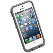 Чехол Case White/Gray для iPhone 5 от LifeProof