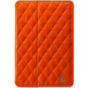 Чехол Case Quilted Pattern Orange для iPad mini от Jison (JS-IDM-02G90)