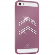 Чехол Materialized Metal Aviator Pink для iPhone 5 от White Diamonds (1210MMAVI41)