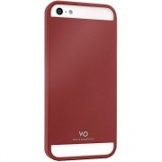 Чехол Materialized Metal Pure Red для iPhone 5 от White Diamonds (1210MMPUR42)