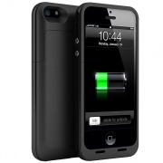 Чехол Maxboost Atomic Air iPhone 5 Battery Case - Matte Black