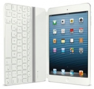 Клавиатура Ultrathin Keyboard Cover White для iPad mini от Logitech
