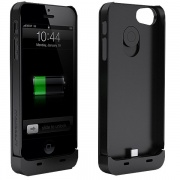 Чехол Maxboost Fusion Detachable iPhone 5 Battery Case - Black/Black