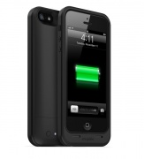Чехол Juice Pack Air Charging Case Black 1700 mAh для iPhone 5 от Mophie