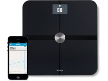 Весы Smart Body Analyzer Black от Withings (WS-50)