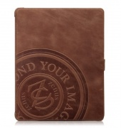 Чехол Prestige Vintage Folio with Signage для iPad 2/The New iPad/ iPad 4 от Zenus